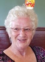 Valerie Jane  Halstead (Hartman)
